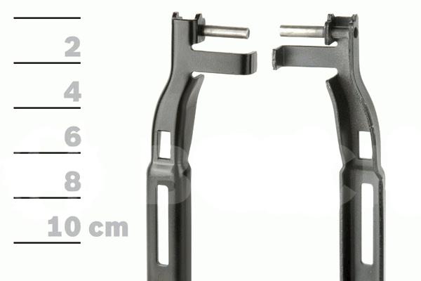тип крепления Side Pin